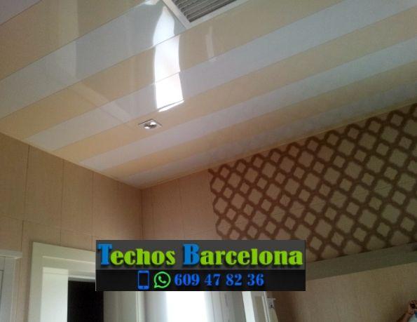Presupuestos de techos de aluminio en Navàs Barcelona