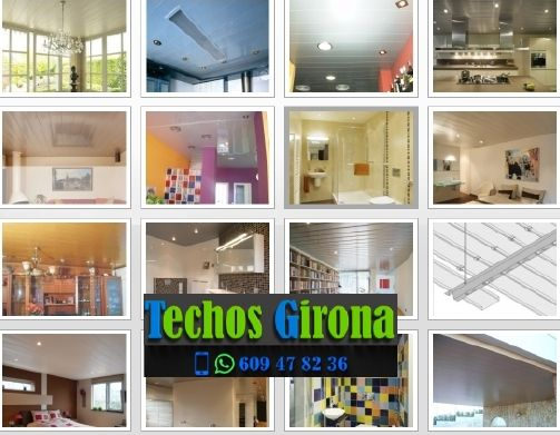 Presupuestos de techos de aluminio en Navata Girona