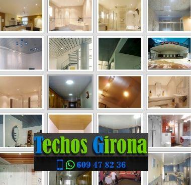 Presupuestos de techos de aluminio en Ogassa Girona