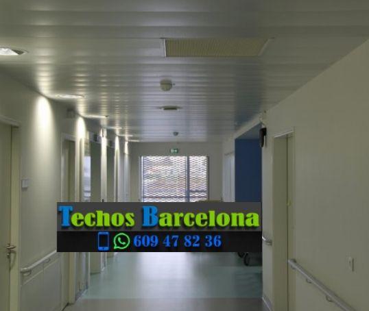 Presupuestos de techos de aluminio en Olesa de Bonesvalls Barcelona