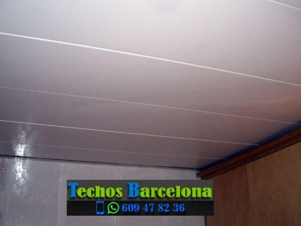 Presupuestos de techos de aluminio en Olivella Barcelona