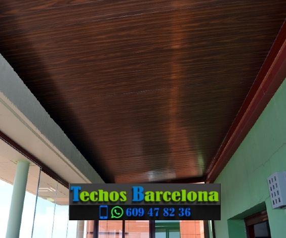 Presupuestos de techos de aluminio en Olost Barcelona
