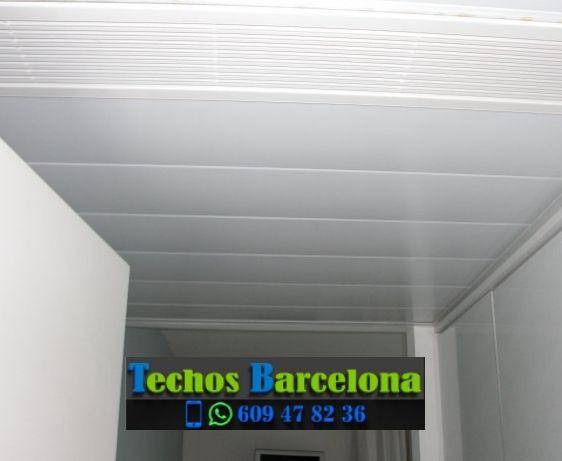Presupuestos de techos de aluminio en Orís Barcelona