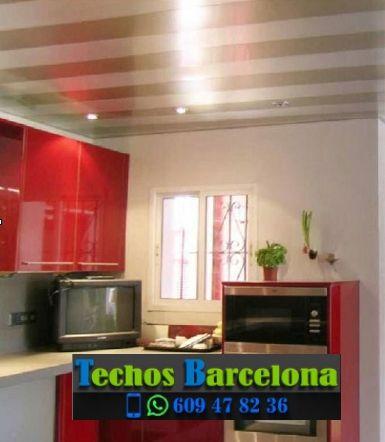 Presupuestos de techos de aluminio en Oristà Barcelona