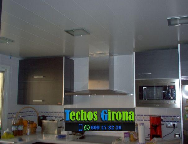 Presupuestos de techos de aluminio en Palafrugell Girona
