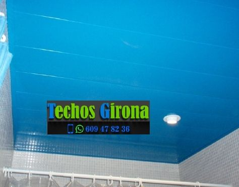 Presupuestos de techos de aluminio en Palamós Girona