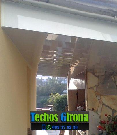 Presupuestos de techos de aluminio en Palau-sator Girona