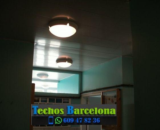 Presupuestos de techos de aluminio en Pallejà Barcelona