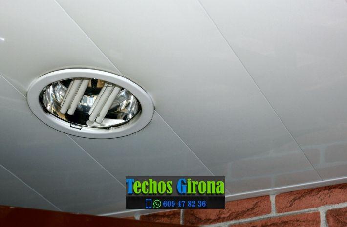 Presupuestos de techos de aluminio en Palol de Revardit Girona