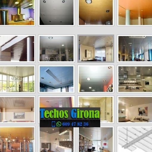 Presupuestos de techos de aluminio en Pardines Girona