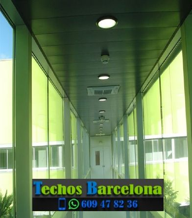 Presupuestos de techos de aluminio en Parets del Vallès Barcelona
