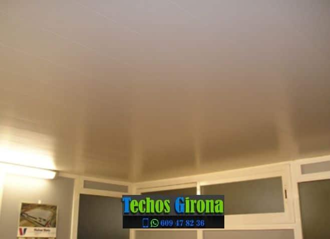 Presupuestos de techos de aluminio en Pau Girona