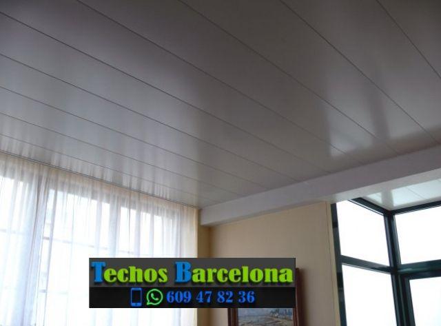 Presupuestos de techos de aluminio en Perafita Barcelona