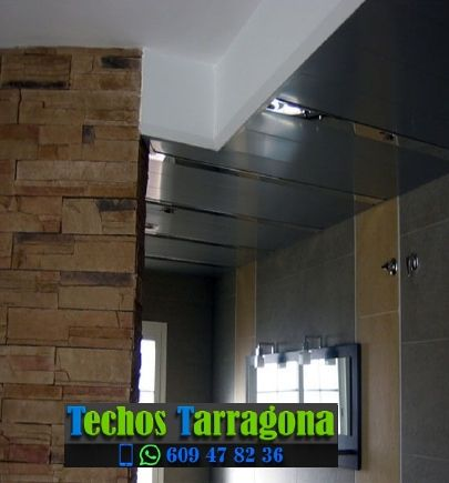 Presupuestos de techos de aluminio en Perafort Tarragona