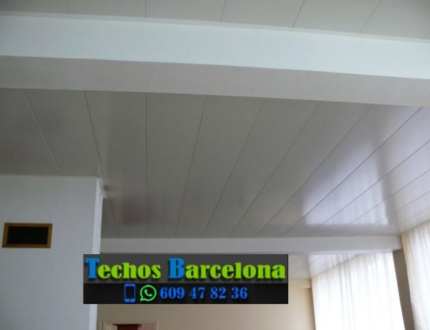 Presupuestos de techos de aluminio en Pineda de Mar Barcelona