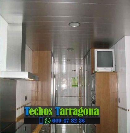 Presupuestos de techos de aluminio en Poboleda Tarragona