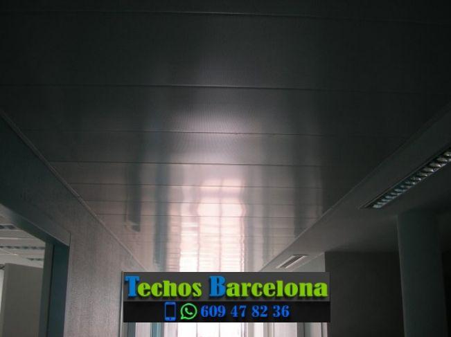 Presupuestos de techos de aluminio en Polinyà Barcelona