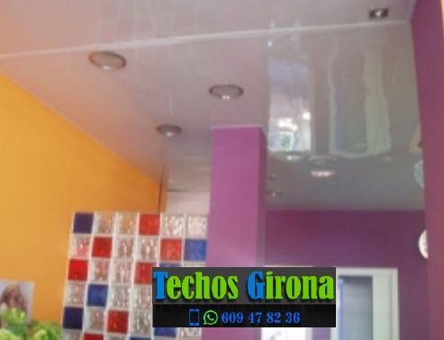 Presupuestos de techos de aluminio en Porqueres Girona