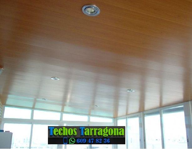 Presupuestos de techos de aluminio en Porrera Tarragona