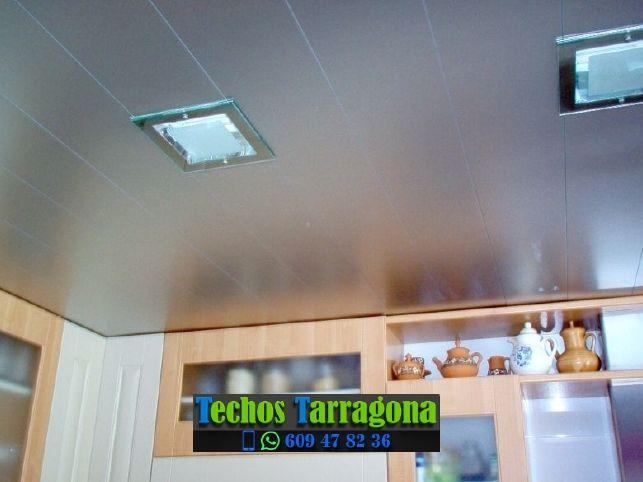 Presupuestos de techos de aluminio en Pratdip Tarragona