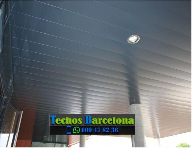 Presupuestos de techos de aluminio en Prats de Lluçanès Barcelona