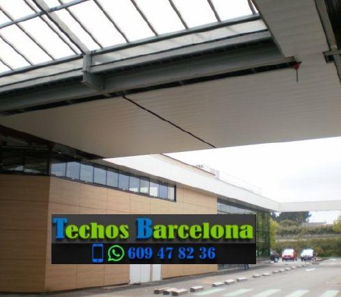 Presupuestos de techos de aluminio en Premià de Mar Barcelona