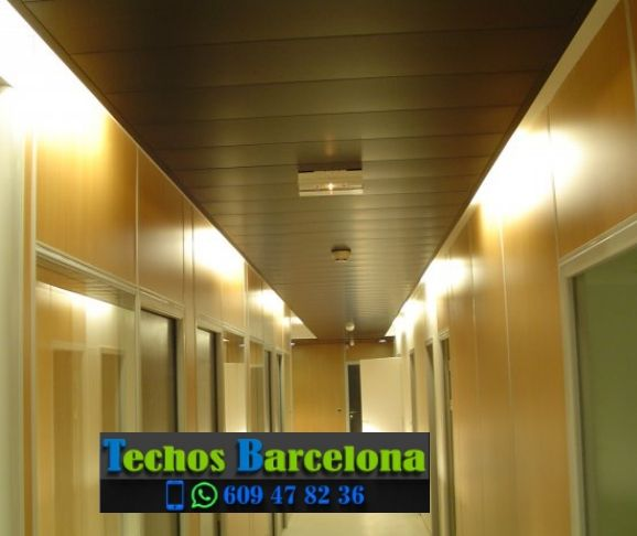 Presupuestos de techos de aluminio en Puig-reig Barcelona