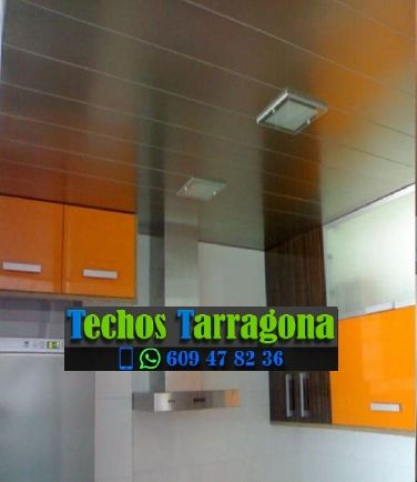 Presupuestos de techos de aluminio en Puigpelat Tarragona