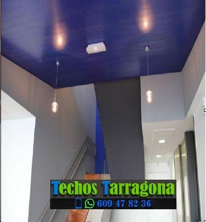 Presupuestos de techos de aluminio en Rasquera Tarragona