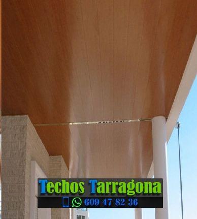 Presupuestos de techos de aluminio en Renau Tarragona