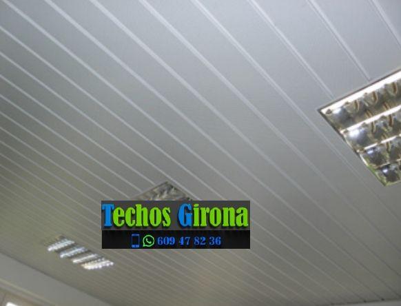 Presupuestos de techos de aluminio en Riells i Viabrea Girona