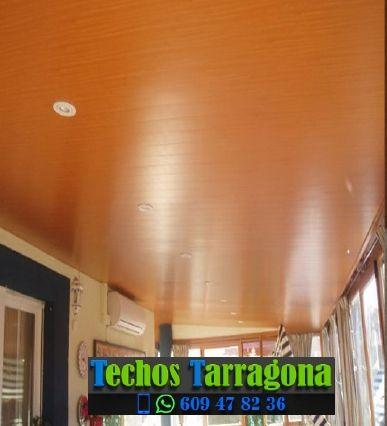 Presupuestos de techos de aluminio en Riudecanyes Tarragona
