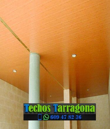 Presupuestos de techos de aluminio en Riudecols Tarragona