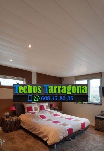Presupuestos de techos de aluminio en Roda de Barà Tarragona