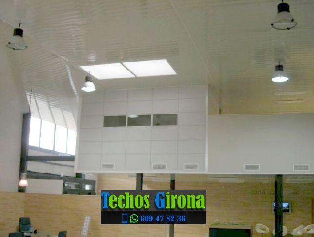 Presupuestos de techos de aluminio en Rupià Girona