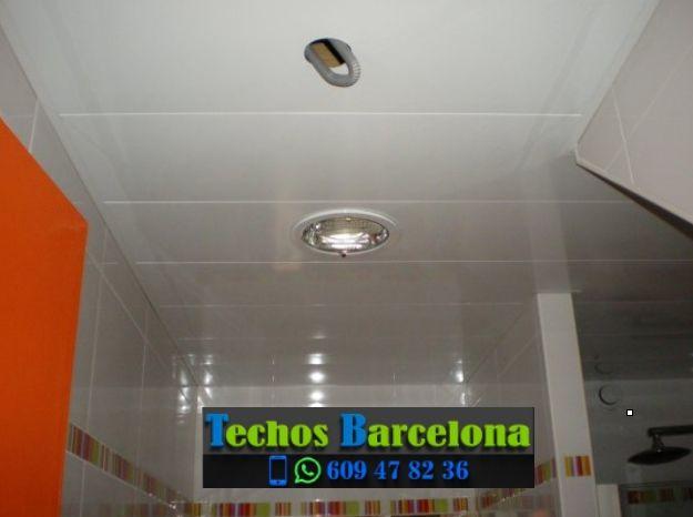Presupuestos de techos de aluminio en Rupit i Pruit Barcelona