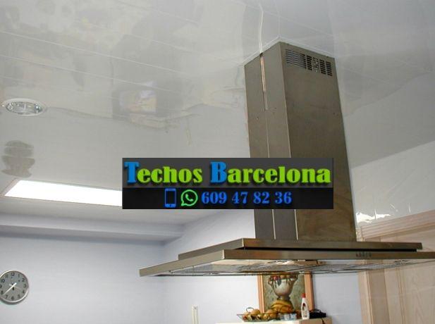 Presupuestos de techos de aluminio en Sabadell Barcelona