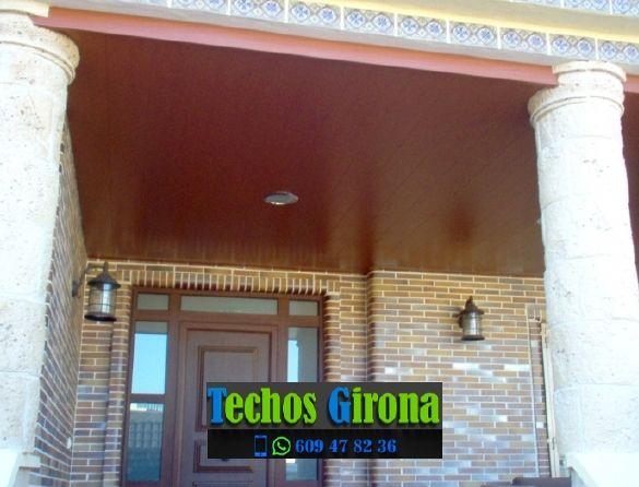 Presupuestos de techos de aluminio en Sales de Llierca Girona