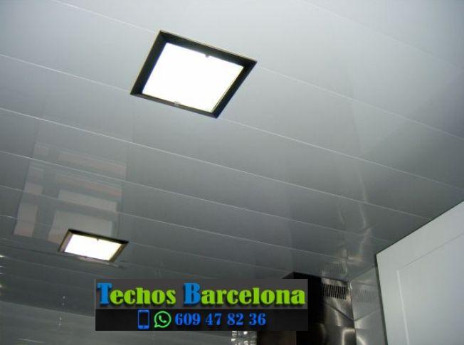 Presupuestos de techos de aluminio en Sallent Barcelona
