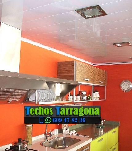 Presupuestos de techos de aluminio en Salomó Tarragona