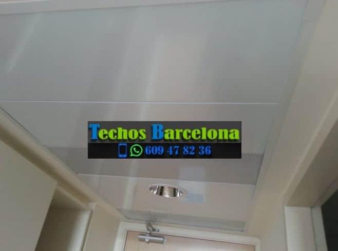 Presupuestos de techos de aluminio en Sant Agustí de Lluçanès Barcelona
