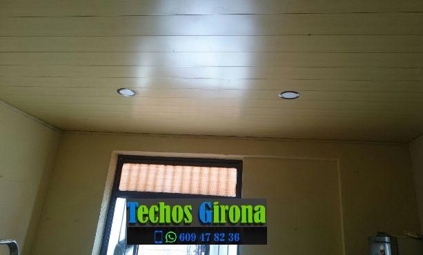 Presupuestos de techos de aluminio en Sant Aniol de Finestres Girona