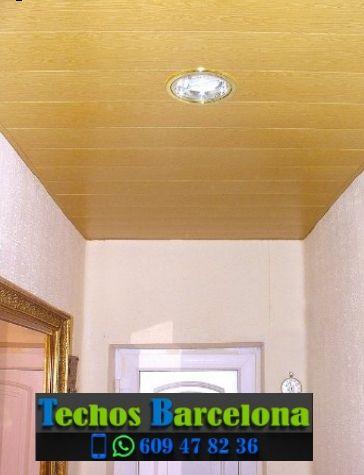 Presupuestos de techos de aluminio en Sant Antoni de Vilamajor Barcelona