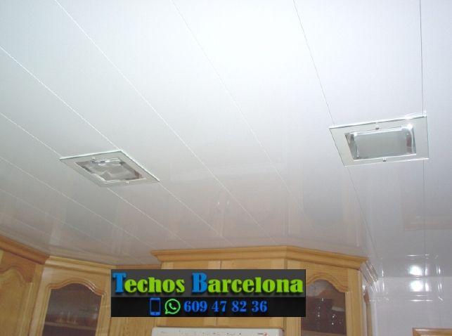 Presupuestos de techos de aluminio en Sant Bartomeu del Grau Barcelona