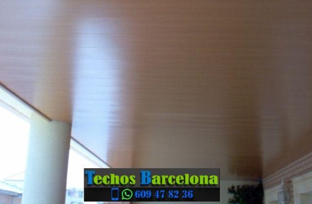 Presupuestos de techos de aluminio en Sant Boi de Llobregat Barcelona