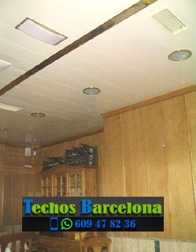 Presupuestos de techos de aluminio en Sant Cebrià de Vallalta Barcelona
