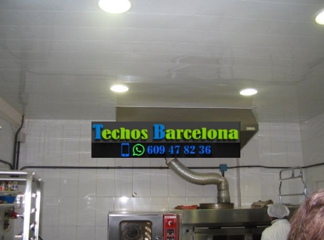 Presupuestos de techos de aluminio en Sant Cugat del Vallès Barcelona
