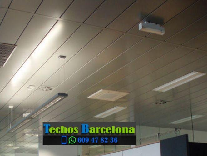 Presupuestos de techos de aluminio en Sant Esteve de Palautordera Barcelona
