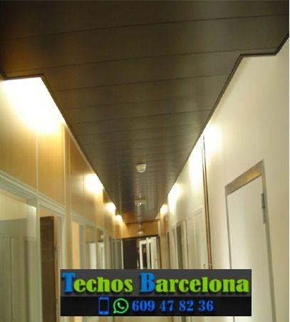 Presupuestos de techos de aluminio en Sant Feliu Sasserra Barcelona
