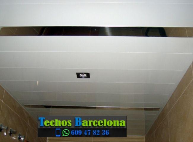 Presupuestos de techos de aluminio en Sant Feliu de Codines Barcelona
